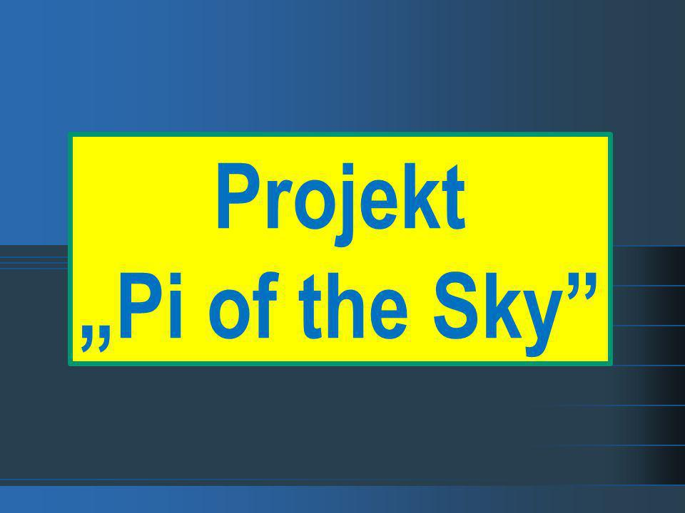 Projekt Pi of the Sky