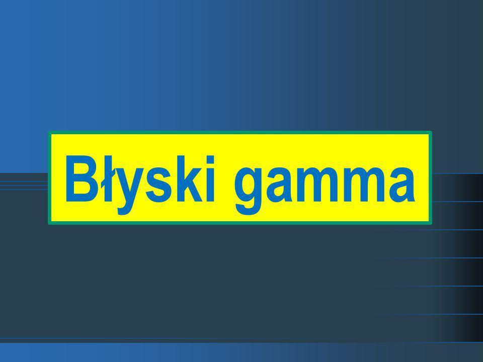 Błyski gamma ( ang.