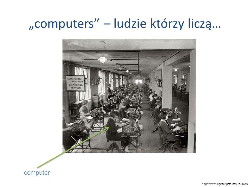 computers – ludzie którzy liczą… computer http://www.digital-rights.net/?p=1640