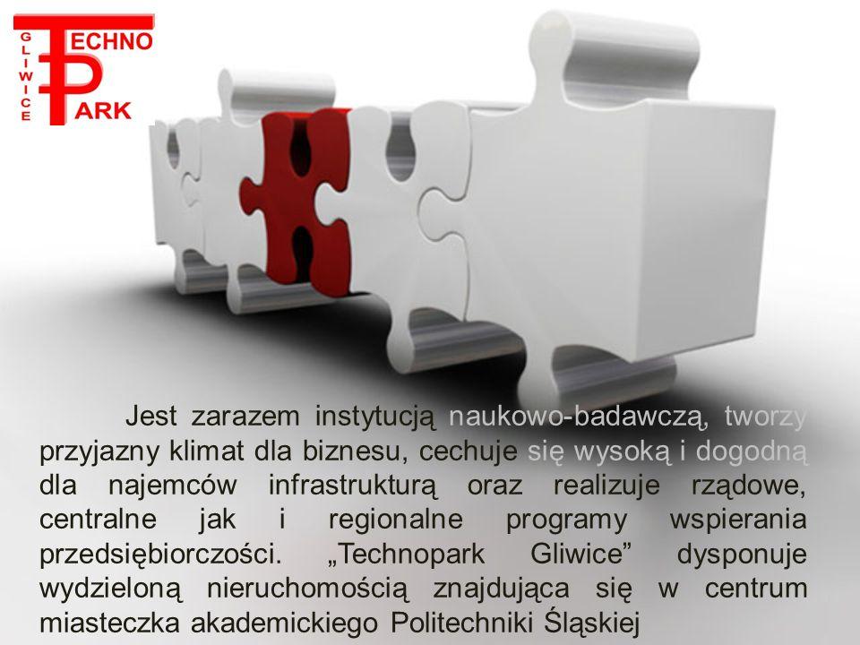 Technopark Gliwice Spółka z o.o.