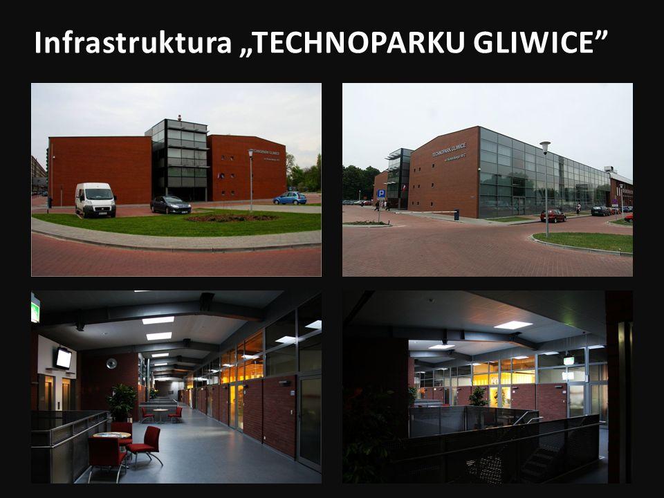 Współpraca lokatorów parku z Uczelnią Spośród 26 firm działających w Parku: – wszystkie zatrudniają absolwentów PŚ w Gliwicach, – właścicielami 21 przedsiębiorstw są pracownicy naukowi a) Politechniki Śląskiej – 18 b) Innych Uczelni – 3 Dofinansowania: - POIG 1.4 – 4.1- 1 firma - POIG 8.1- 5 firm - Mój pomysł na biznes – 6 firm - Inne granty - 5 firm - Projekty na rzecz Uczelni – 10 firm ( największy o wartości 6,5 mln)