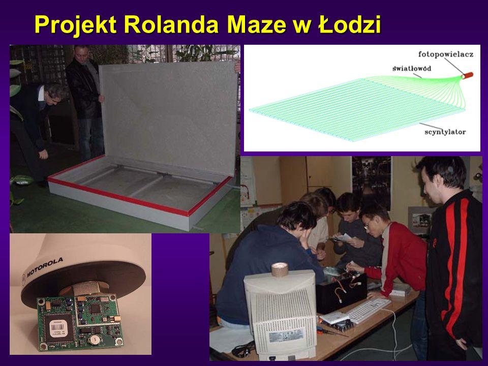 46 Projekt Rolanda Maze w Łodzi