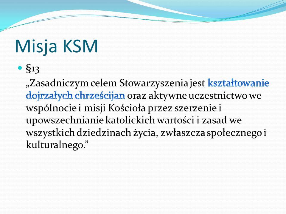 Misja KSM