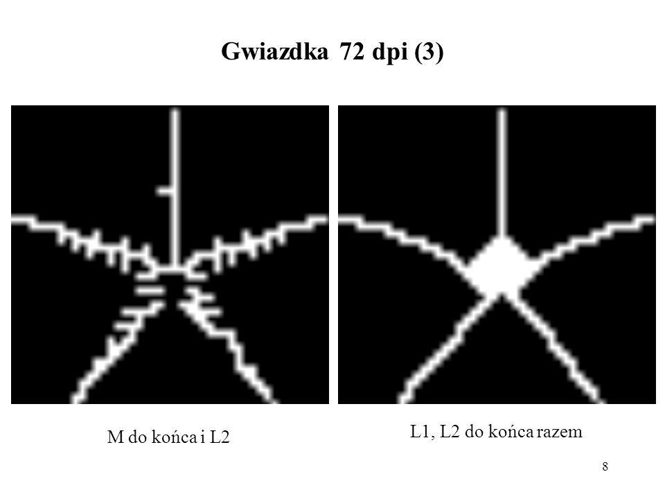 8 Gwiazdka 72 dpi (3) L1, L2 do końca razem M do końca i L2