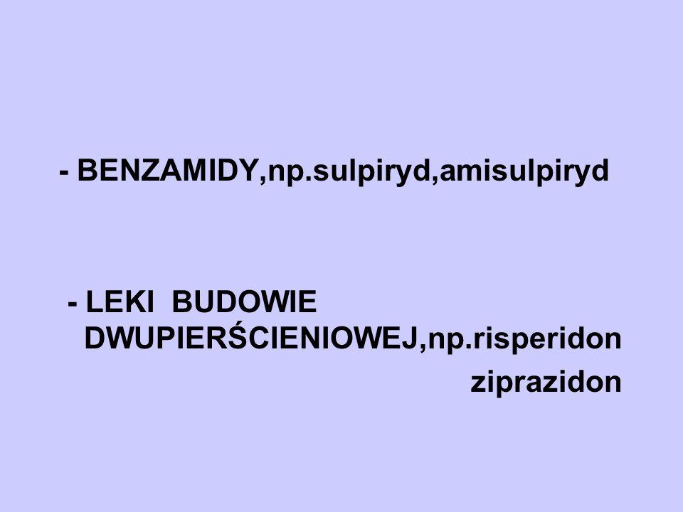 - ZESPOŁY DYSKINETYCZNO- DYSTONICZNE
