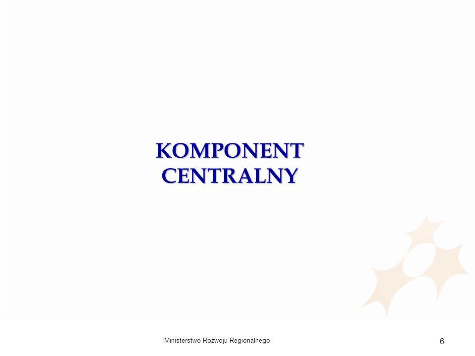 6 KOMPONENT CENTRALNY