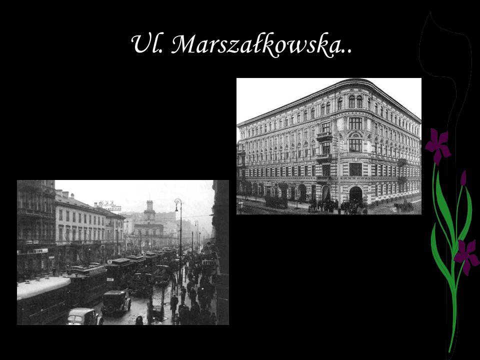 Ul. Marszałkowska..
