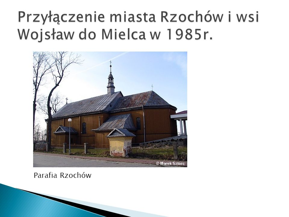 Parafia Rzochów