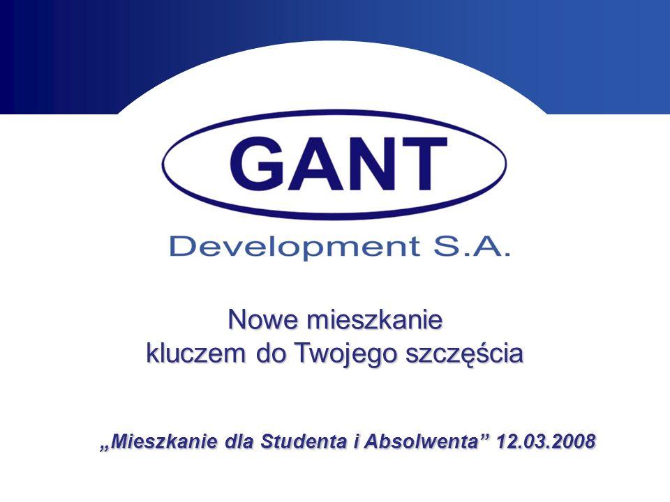 Nowe mieszkanie kluczem do Twojego szczęścia Mieszkanie dla Studenta i Absolwenta 12.03.2008