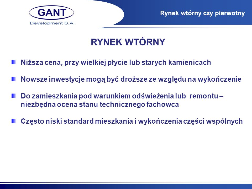www.gant.pl Zapraszamy do Biur Sprzedaży: ul.Szewska 74, 50-121 Wrocław IV piętro tel.