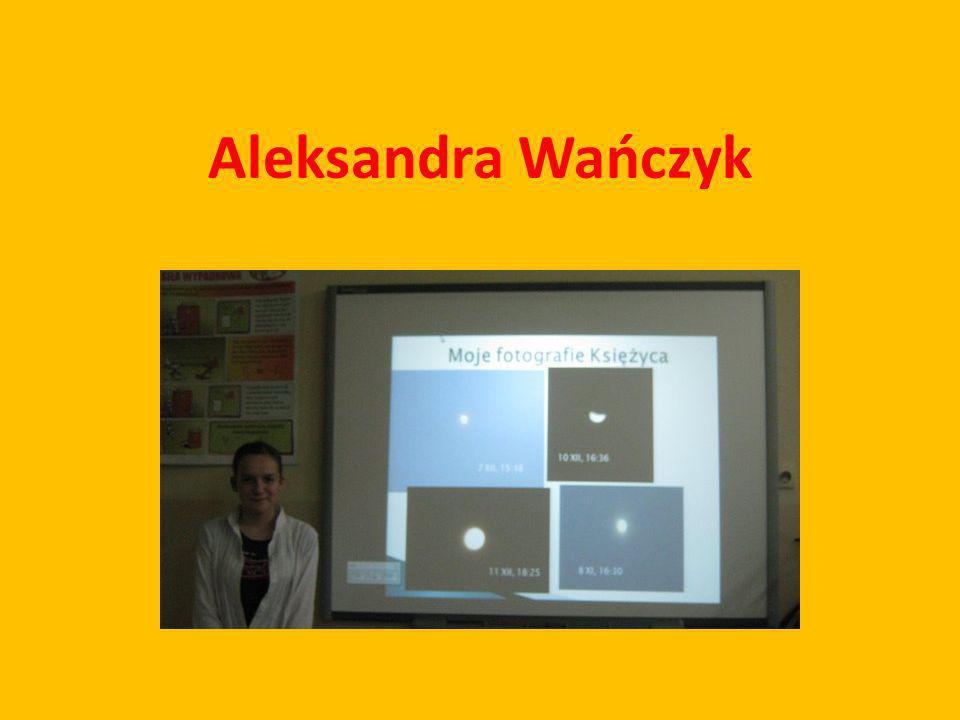 Aleksandra Wańczyk