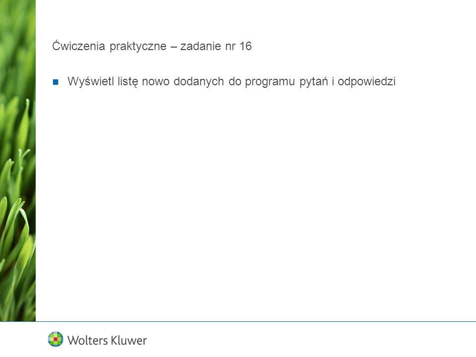 Ćwiczenia praktyczne MPZP – zadanie nr 2 Z wybranego przykładowego MPZP w Legnicy, przy ul.