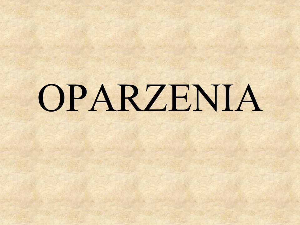 OPARZENIA