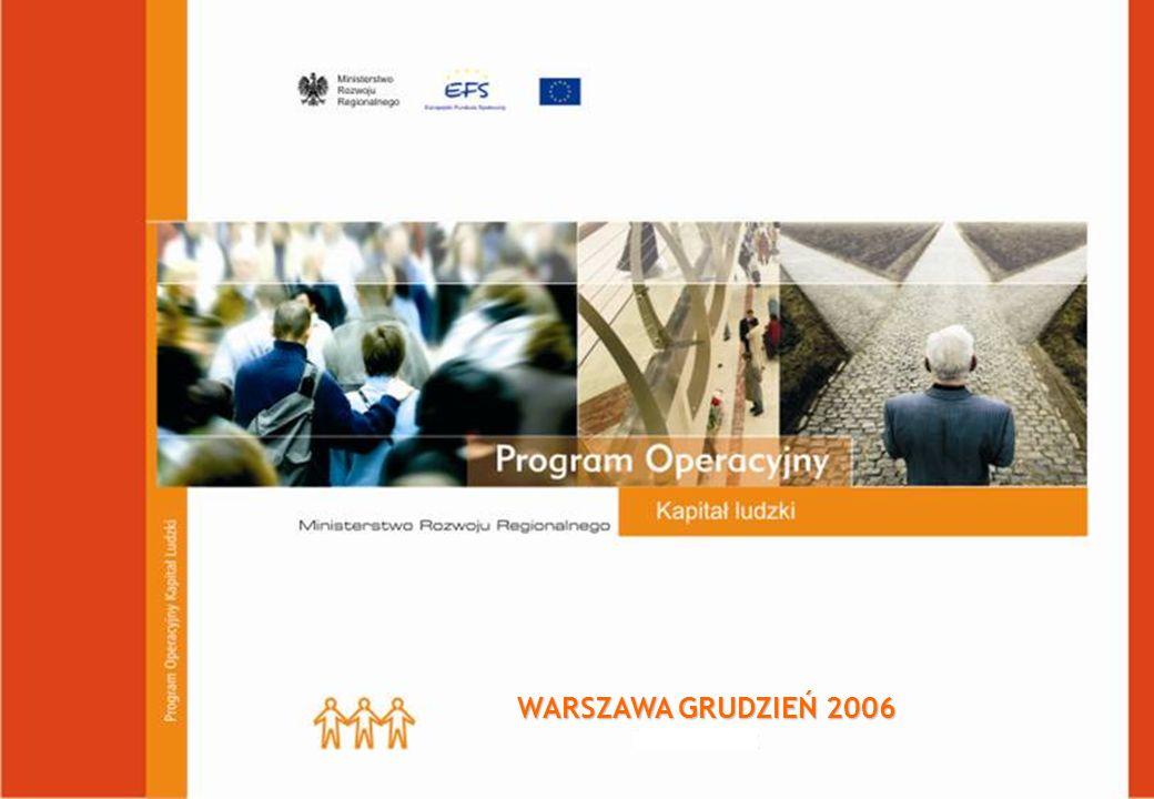 WARSZAWA GRUDZIEŃ 2006