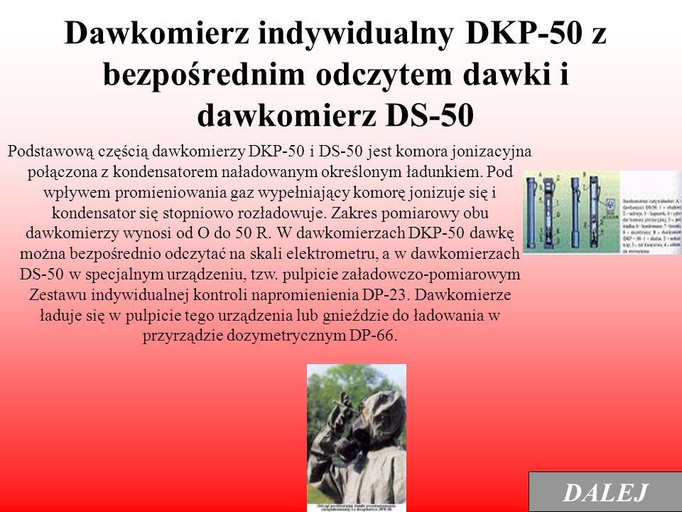 Dawkomierz chemiczny DP-70 M i kolorymetrPK-56 W działaniu dawkomierza DP-70 M wykorzystano zjawisko zabarwiania się roztworu zawartego w szklanej, za