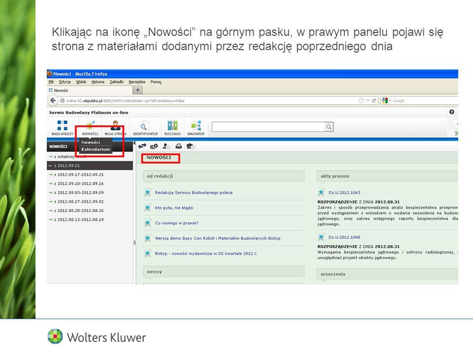 Ćwiczenia praktyczne – zadanie nr 3 Za pomocą wyszukiwarki w dziale analiz wyszukaj analizy, w których można znaleźć informacje na temat tzw.