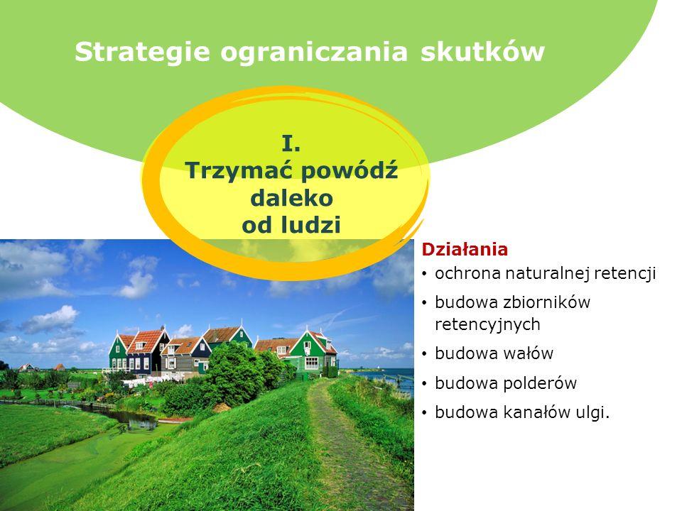 Strategie ograniczania skutków II.