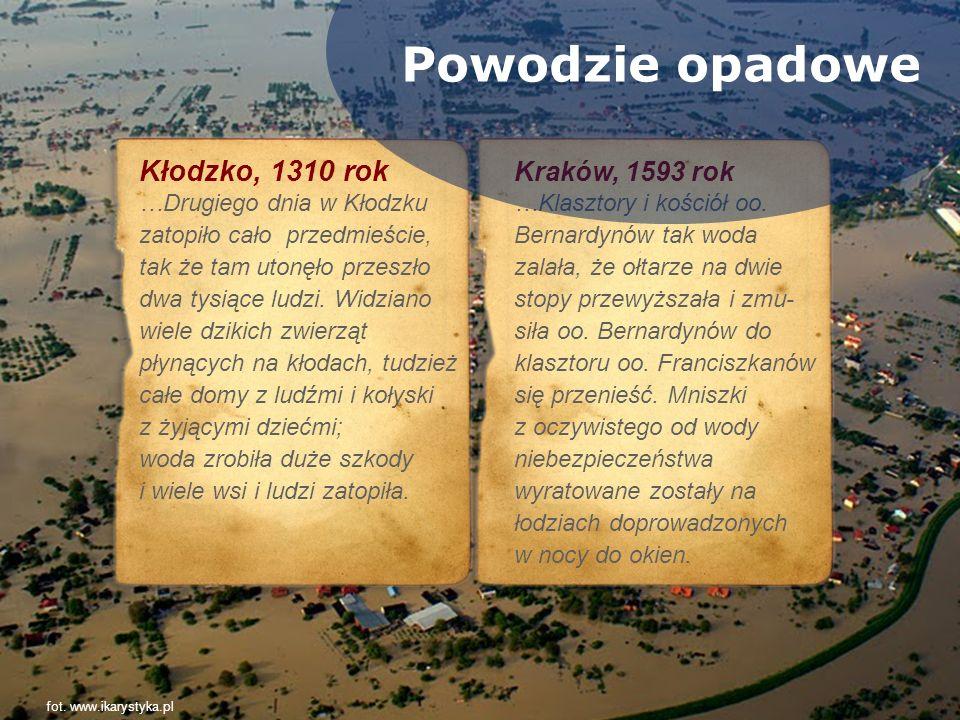 Powódź w rejonie Płocka, styczeń 1982 …Po odwilży nastąpiło gwałtowne ochłodzenie – temperatura spadła o około 20 0 C.