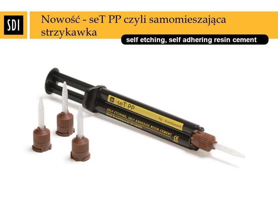 Nowość - seT PP czyli samomieszająca strzykawka