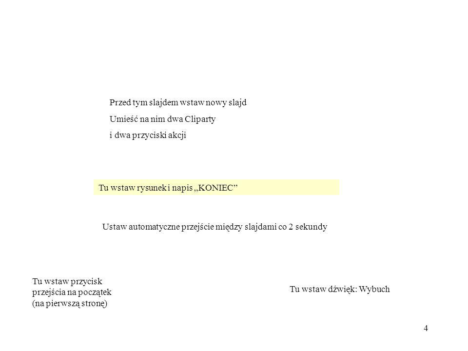 Tu wstaw fikcyjny adres na całej stronie wyświetlany całymi wyrazami każda linijka adresu ma być pisana innym kolorem