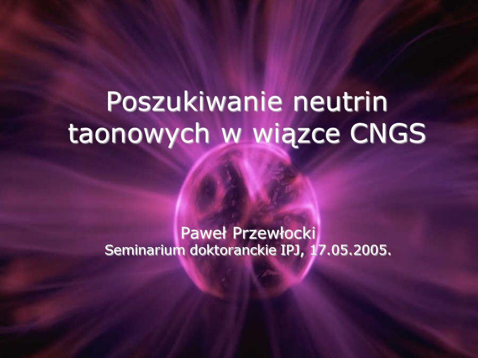Oddziaływania neutrin w argonie NN NC l NN CC NN tau CC