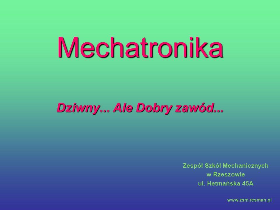 Mechatronika to nauka istniejąca na styku kilku innych dziedzin wiedzy: mechaniki, elektroniki, informatyki, elektrotechniki, automatyki i robotyki.