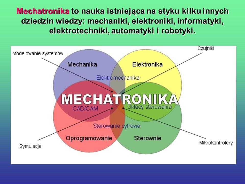 Mechatronika w technikum