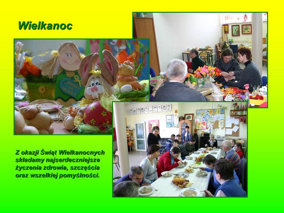 Wielkanoc Z okazji Świąt Wielkanocnych składamy najserdeczniejsze życzenia zdrowia, szczęścia oraz wszelkiej pomyślności.