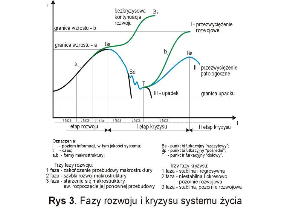 Analiza systemowa istoty kryzysu globalnego oraz informacyjnych uwarunkowań trwałego rozwoju.