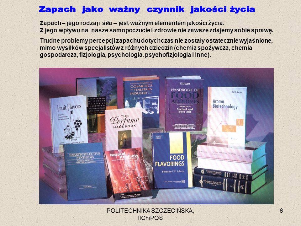POLITECHNIKA SZCZECIŃSKA, IIChiPOŚ 17
