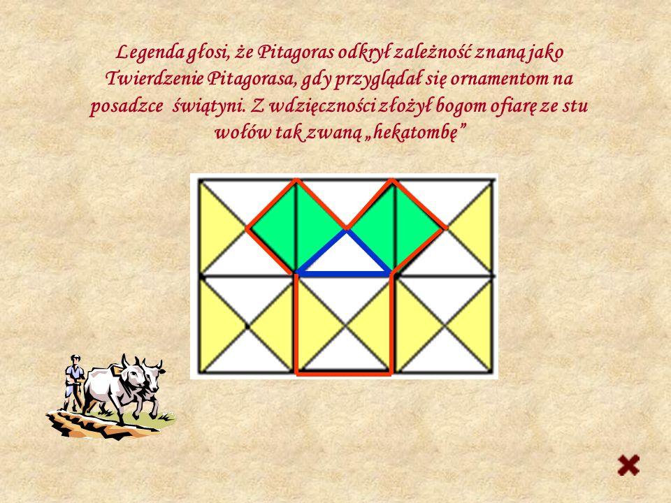 Od pitagorejczyków pochodzi podział na liczby parzyste i nieparzyste. Odkryli oni wiele własności liczb i można ich uznać za twórców początków teorii