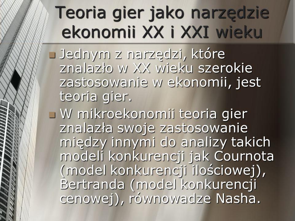 Wypłaty uboczne Zarówno Producent 1, jak i Producent 2 uzyskają większy zysk niż przy rozwiązaniu arbitrażowym Nasha.