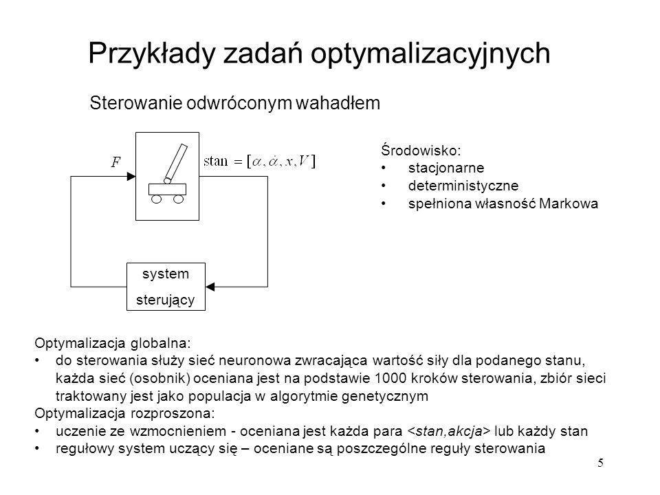 26 podział na grupy reguł: wejściowe (detektory), wewnętrzne oraz wyjściowe (efektory) rozszerzenie części warunkowej reguł o blok związany np.