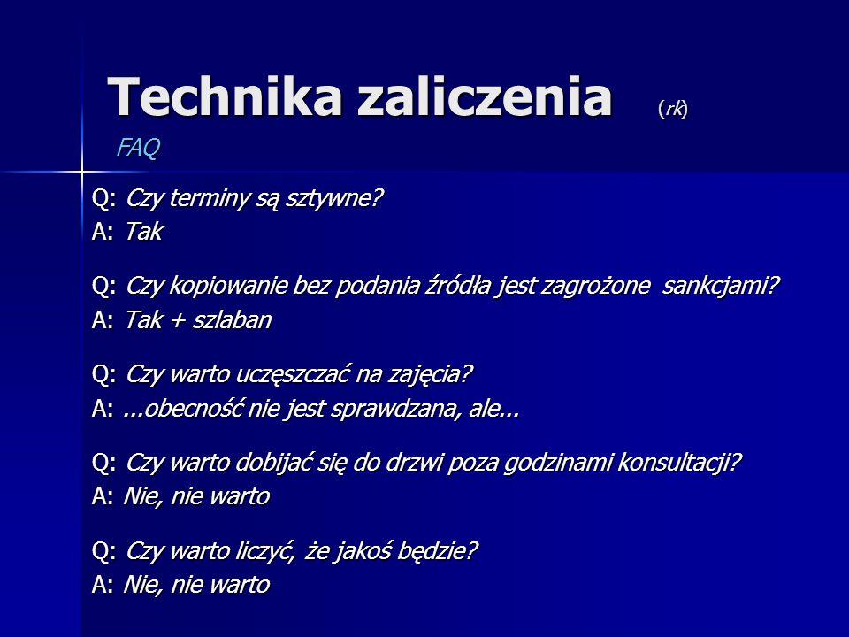 Zakres części I 1.Definicje: techniki, cywilizacji, kultury 2.