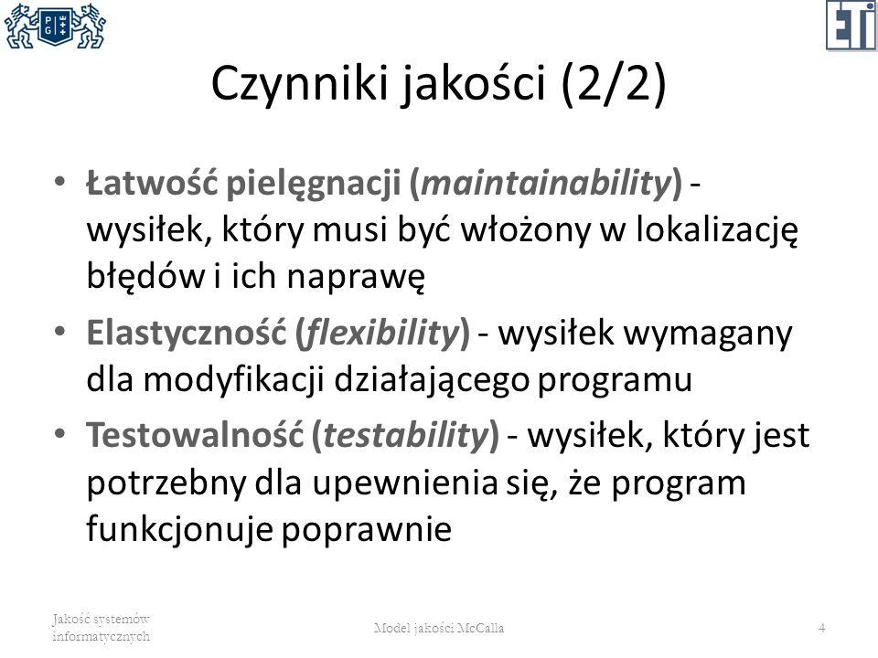 Prostota (simplicity) stopień, w jakim system może być bez trudu zrozumiały – Czy struktura menu jest prosta (ma nie więcej niż siedem *) elementów na każdym poziomie).