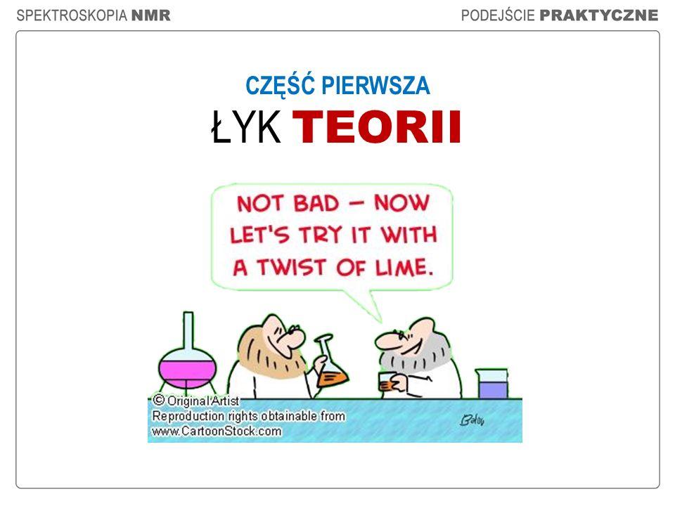 CZĘŚĆ PIERWSZA ŁYK TEORII