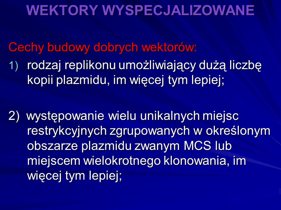 Wektory samobójcze (ang.