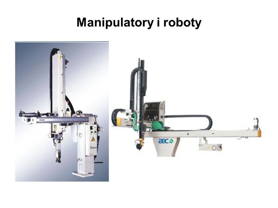 Manipulatory i roboty