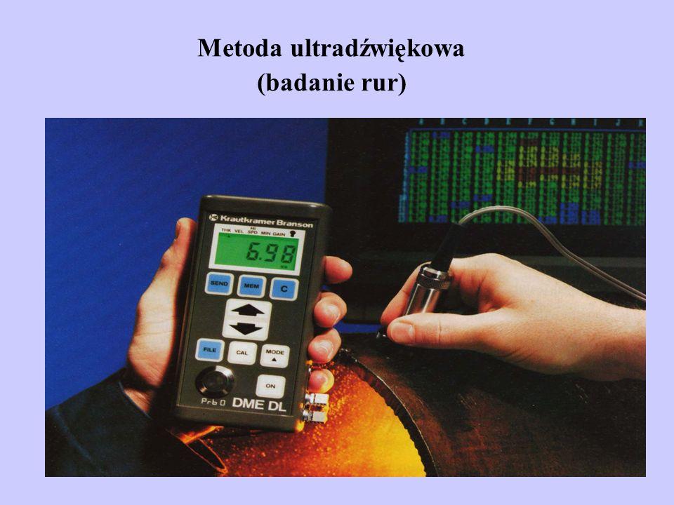 Metoda ultradźwiękowa (badanie rur)
