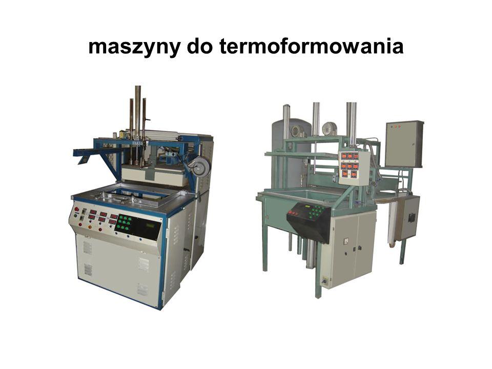 maszyny do termoformowania