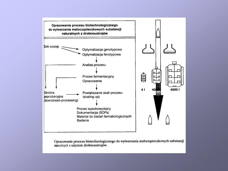 Szlak poliketydowy – biogeneza niektórych antybiotyków