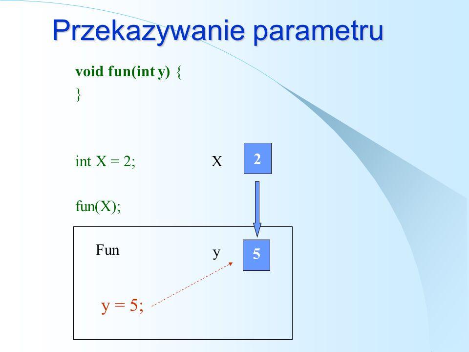 Stałe wskaźniki i wskaźniki do stałych int Array[100]; int *Ptr = Array; int *const cPtr = Array;// takie same wlasciwosci jak Array const int*PtrToC