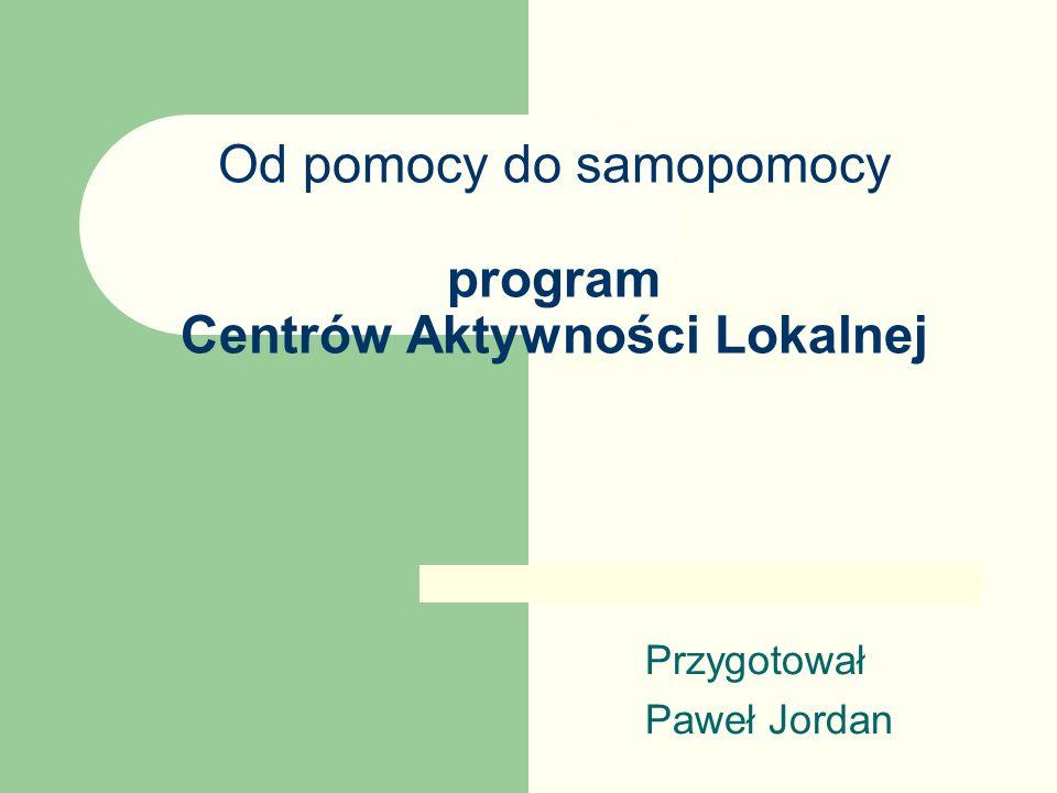 PROGRAM CAL W LICZBACH 160 ośrodków wzięło lub bierze udział w programie edukacyjnym CAL ( ponad 200 osób) ok.