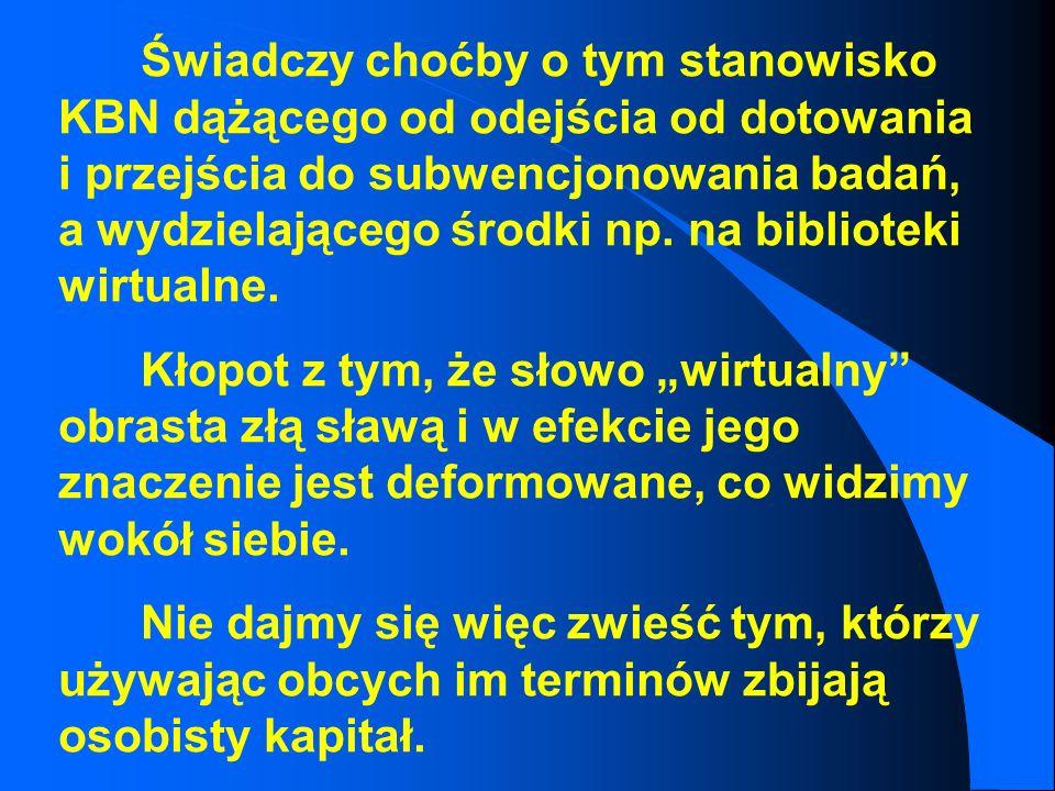 Przy całej słusznej krytyce instytucji finansujących edukację w Polsce wydaje się, że takie podejście do studiów wyższych powoli znajduje prawo obywat