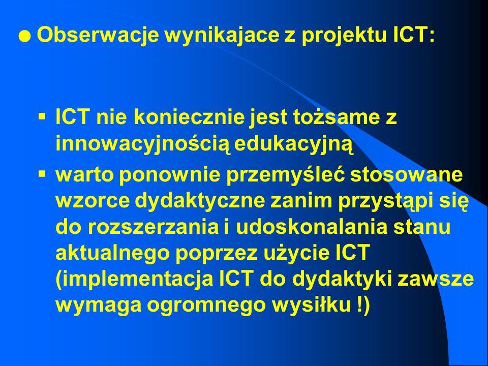 W TU/e pracownicy, którzy włożyli rzeczywisty i duży wkład w innowacje w dydaktyce z wykorzystaniem ICT (wykłady, testy, strony www, itp.) nie chcą na