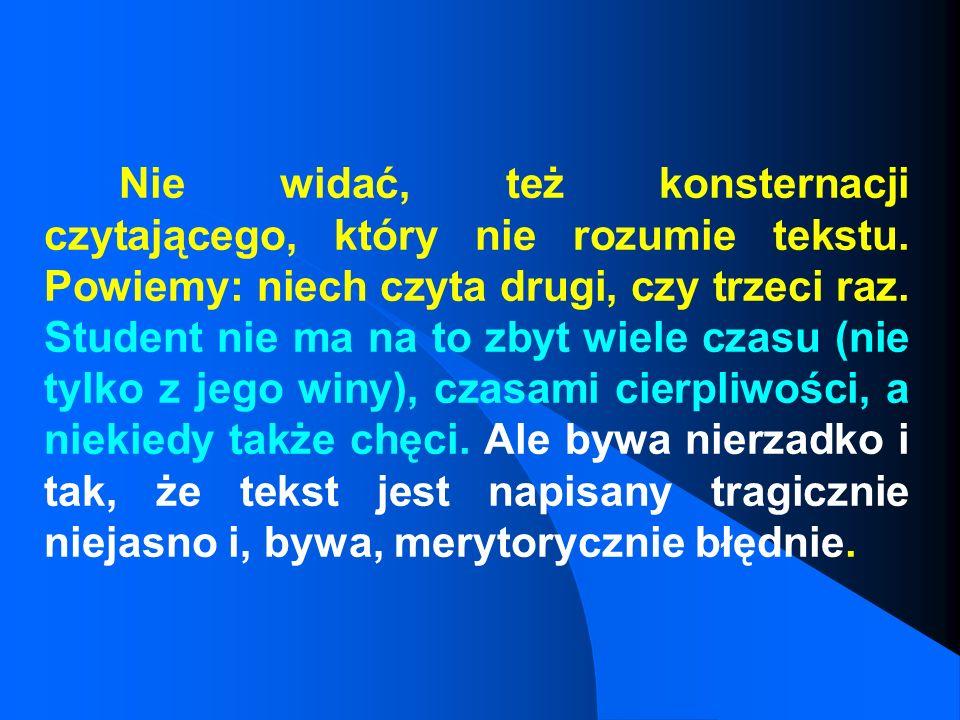 Jest jeszcze kilka faktów, o których ani Kapuściński ani Nęcki nie wspomnieli (przynajmniej w tych dokumentach, które są znane piszącemu ten tekst). N