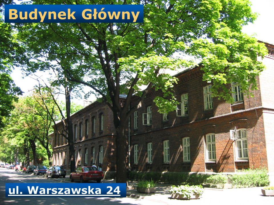 Pawilon Biblioteczny ul. Warszawska 24 (dziedziniec)