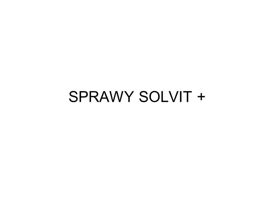 SPRAWY SOLVIT +