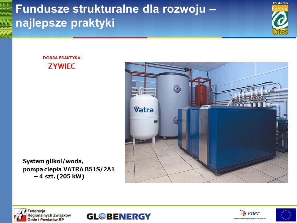 www.pnec.org.pl Polska Sieć www.dobrepraktyki.org.pl Fundusze strukturalne dla rozwoju – najlepsze praktyki DOBRA PRAKTYKA: WODZISŁAW ŚL System glikol