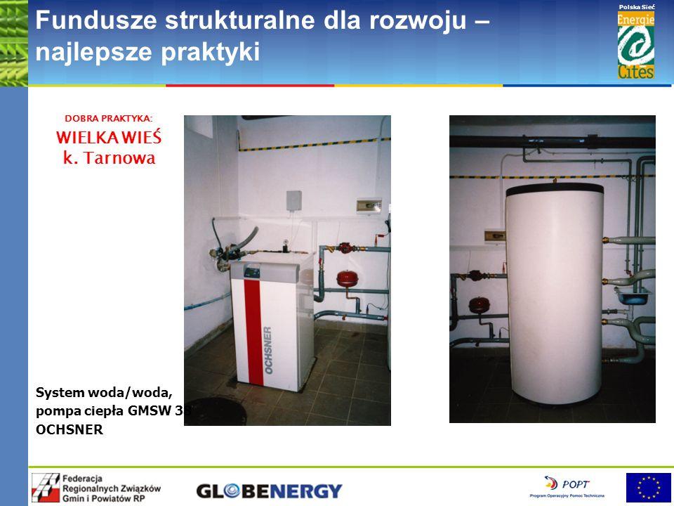 www.pnec.org.pl Polska Sieć www.dobrepraktyki.org.pl Fundusze strukturalne dla rozwoju – najlepsze praktyki Zakład energetyczny – dostawca energii ele